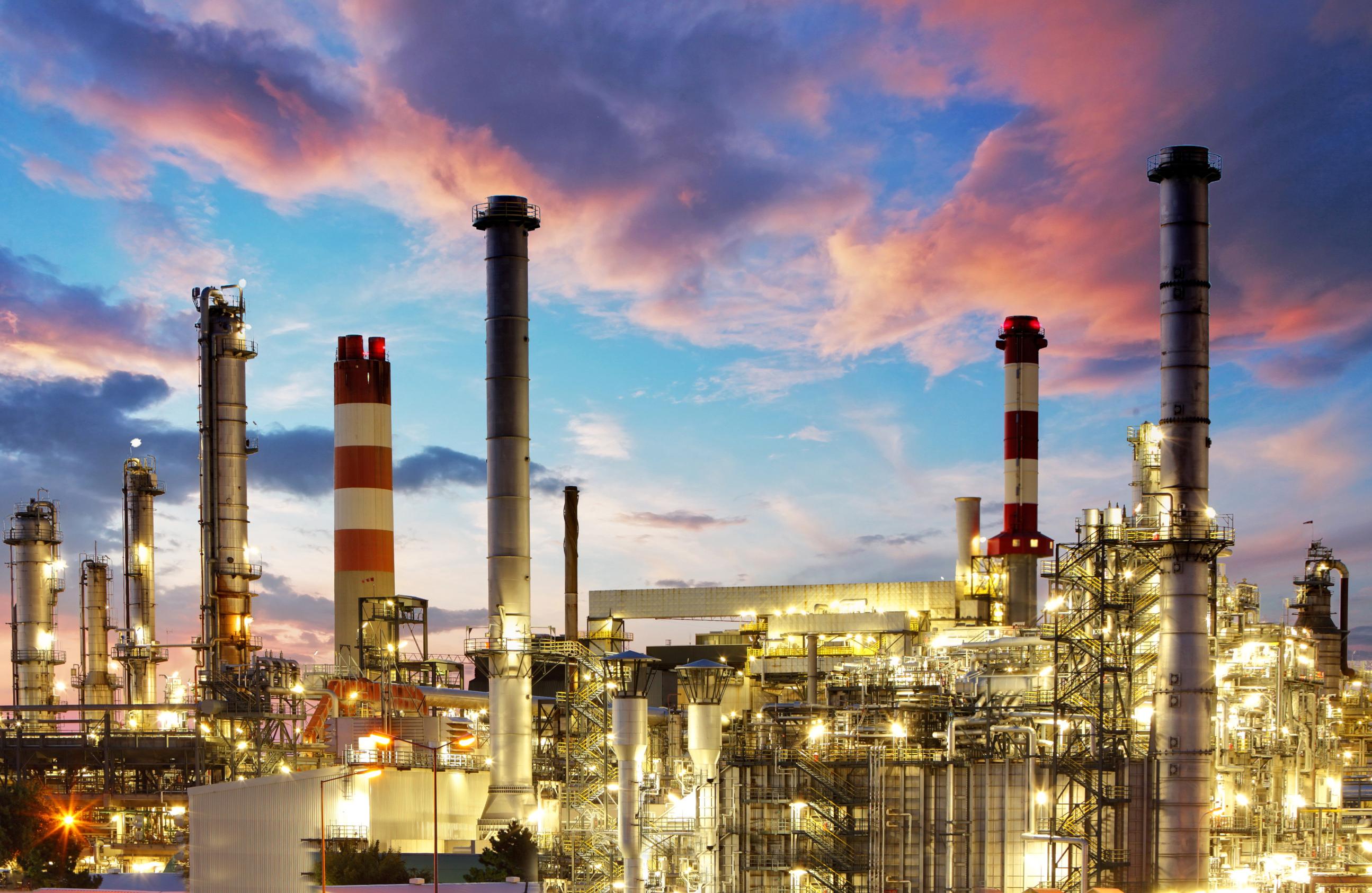 Carmel Engineering - Oil & Gas Refinery