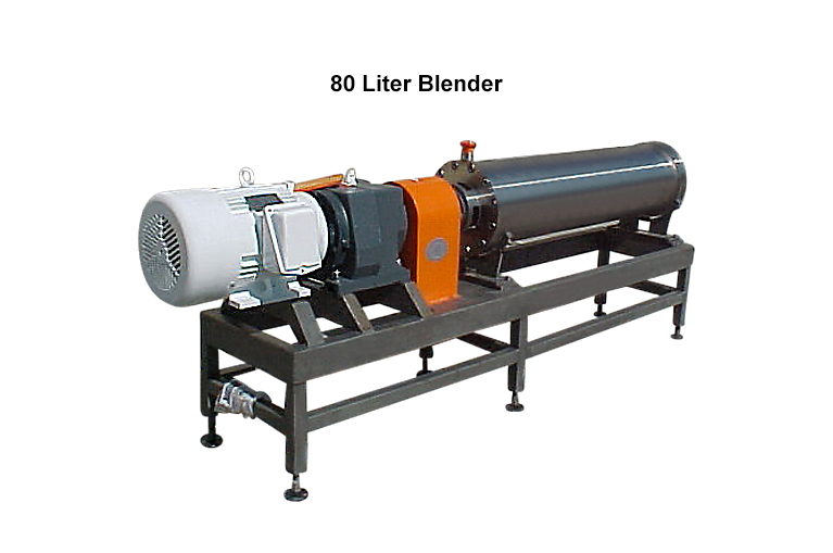 Carmel Engineering - 80 Liter Blender
