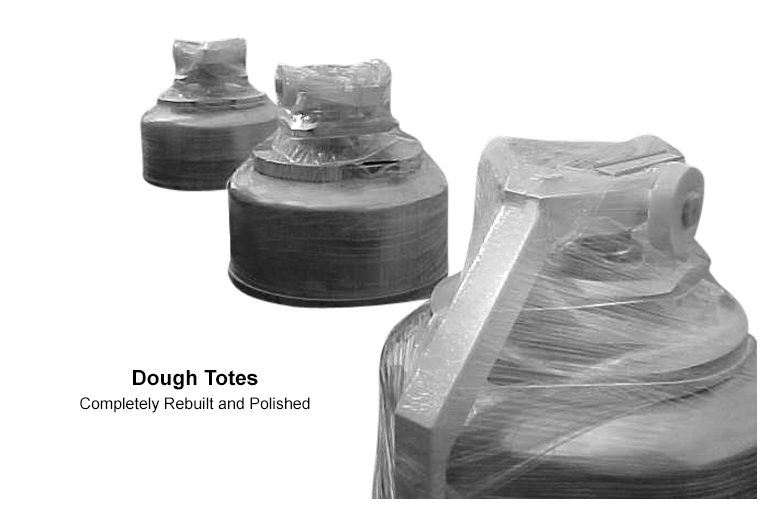 Carmel Engineering - Dough Totes