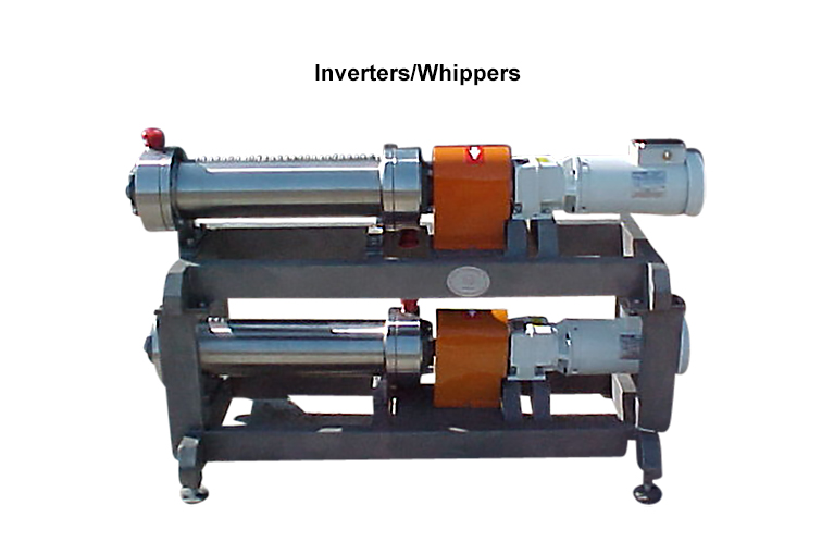 Carmel Engineering - Inverters/Whippers