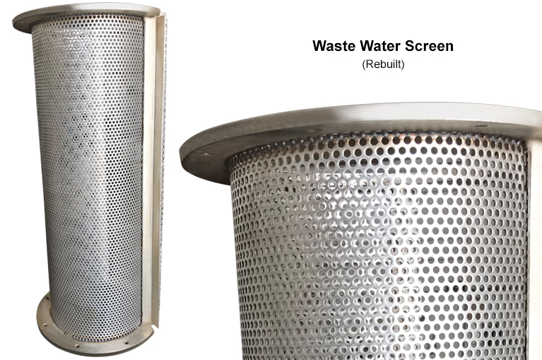 Carmel Engineering - Waste Water Screen