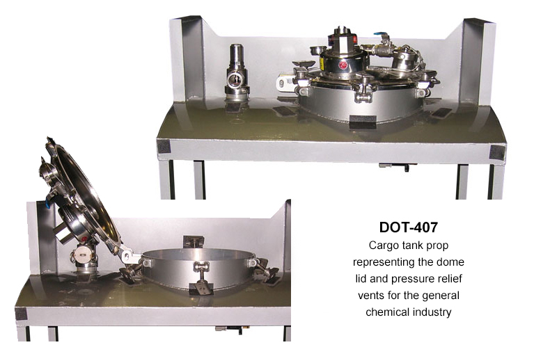Carmel Engineering - DOT-407