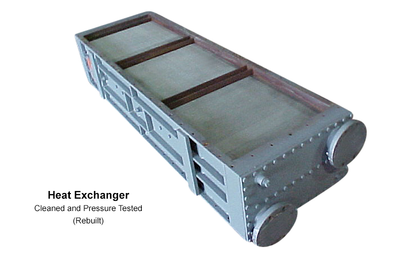 Carmel Engineering - Heat Exchanger