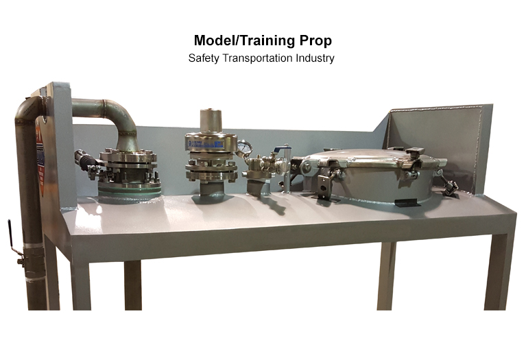 Carmel Engineering - Model/Training Prop