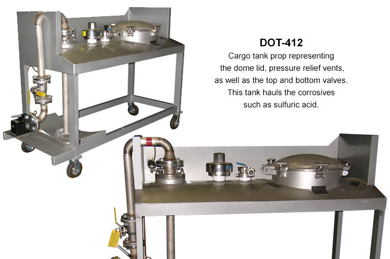 Carmel Engineering - DOT-412